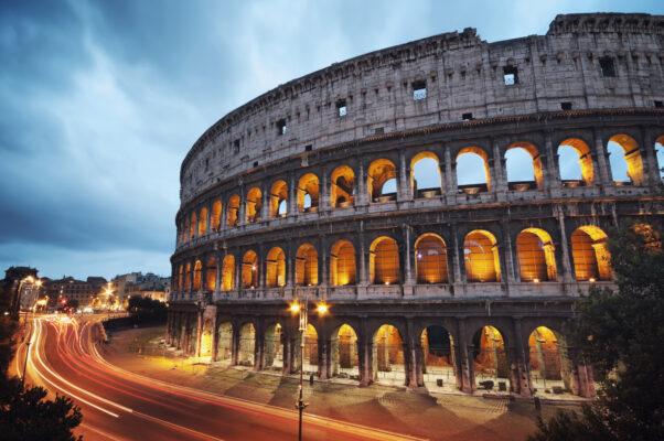 Colloseum in Rom