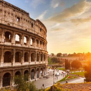 3 Tage in der ewigen Stadt Rom im TOP 3* Hotel inkl. Frühstück & Flug für 82€