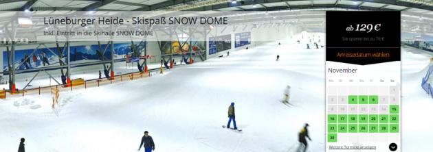 Skihalle SNOW DOME
