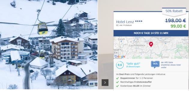 2 Tage Ischgl Hotel