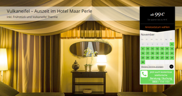Vulkaneifel Therme Hotel