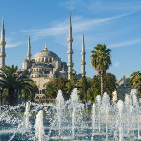 4 Tage Städtetrip Istanbul im 4* Hotel inkl. Frühstück & Flug für nur 126€