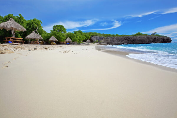 Sandstrand auf Curacao