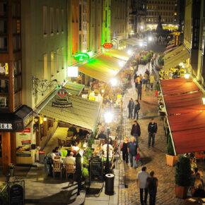 Nightlife Dresden