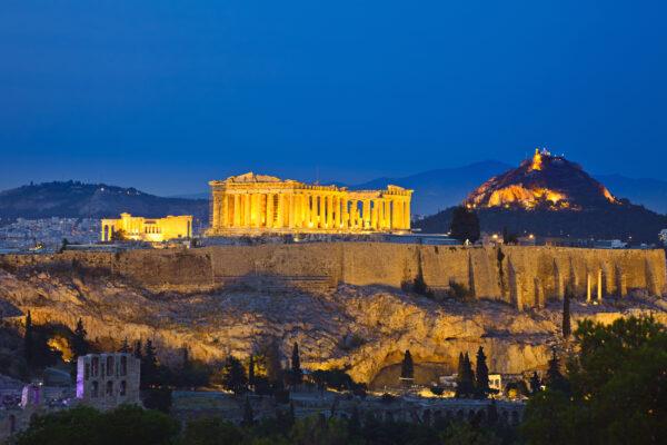 Akropolis in Athen Schnäppchen