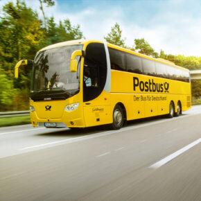 Postbus Sale: Tickets auf allen Strecken nur 2 €