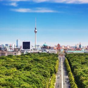 Nur 14,50 € für 3 Tage Berlin mit Qbe Hotel inkl. Frühstück