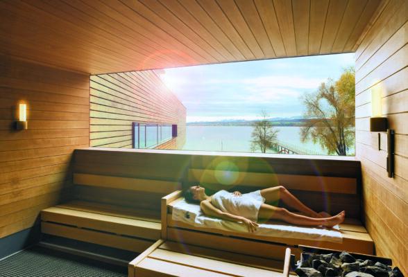 Bodensee Therme Sauna