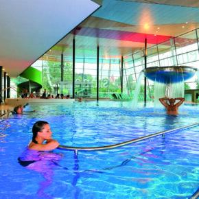 3 Wellness-Tage am Bodensee mit Eintritt in die Bodensee-Therme und 3* Hotel inkl. Halbpension ab 119 €