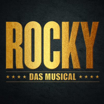 Rocky Musical Logo