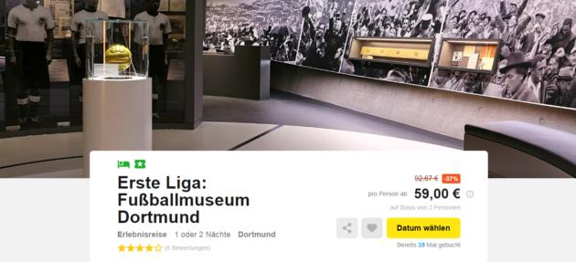 Dortmund Fußballmuseum Hotel