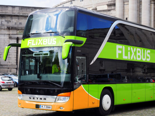 Flixbus/Flixtrain Deal