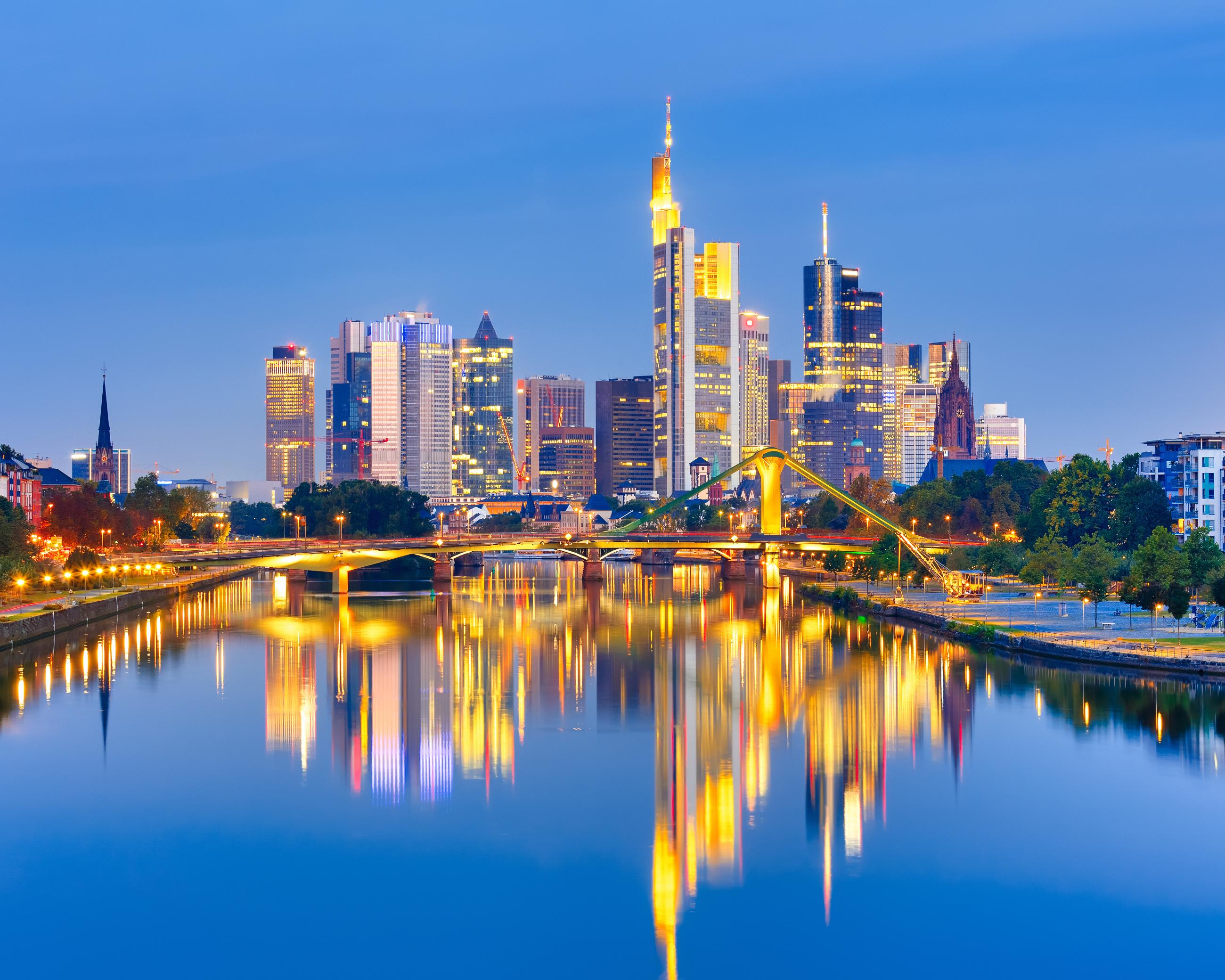 Frankfurt Tagesticket