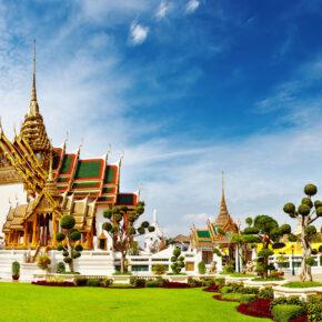 Bangkok: Hin- und Rückflüge mit Gepäck nur 318€
