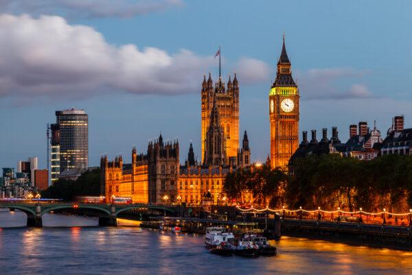 Big Ben Zentrum London