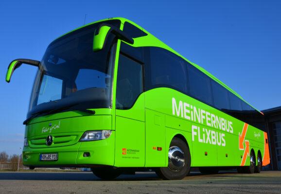 Flixbus expandiert in die USA