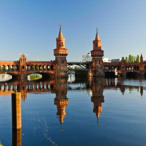 3-4 Tage Städtetrip Berlin mit Flug, 4* Hotel & Frühstück ab 79 €