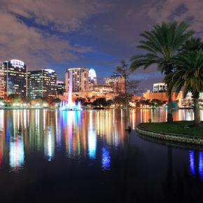 Herbst in Florida: 9 Tage Orlando im TOP 4* Hotel mit Flug nur 322€