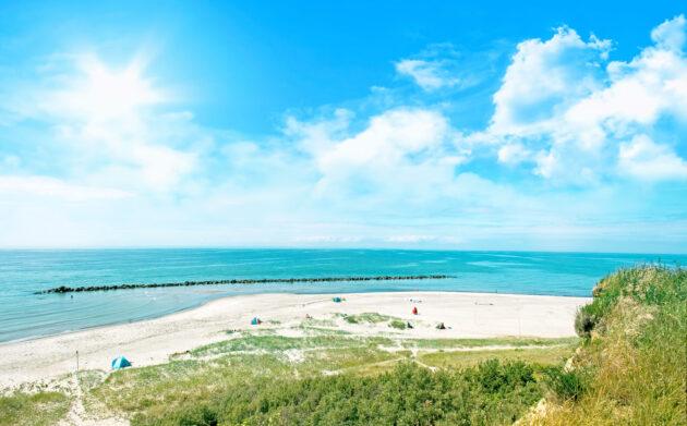 Ahrenshoop Ostsee Strand