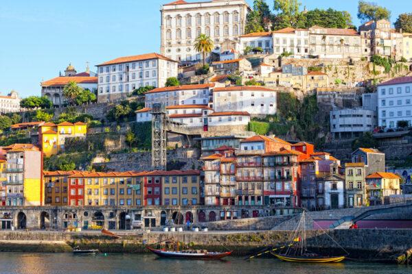 Porto Häußerfassade Kurztrip