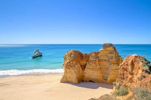Praia da Rocha Algarve, Portugal