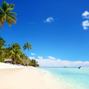 Karibik Traum: 11 Tage Dom Rep im TOP 4* All Inclusive AWARD Hotel mit Flug, Transfer & Zug nur 905€