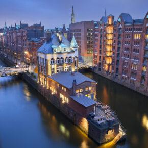 2 Tage Luxus Städte-Trip nach Hamburg im TOP 5* Hotel inkl. Frühstück & SPA für 69€