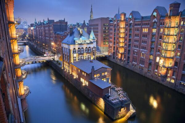 2 Tage Luxus Städtetrip nach Hamburg im TOP 5* Hotel inkl. Frühstück ...