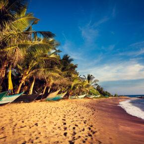 Single-Deal: 7 Tage exotisches Sri Lanka im guten 3* Hotel inkl. Frühstück, Flug & Transfer nur 496€