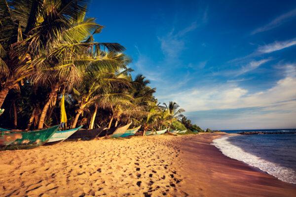 Mirissa Strand Sri Lanka