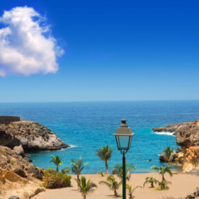 7 Tage auf Teneriffa im TOP 4* Hotel mit Halbpension, Flug, Transfer & Zug nur 361€