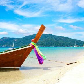 Thailand Kracher: 10 Tage auf Koh Phi Phi im guten 3* Resort mit Flug & Fähre nur 493 €