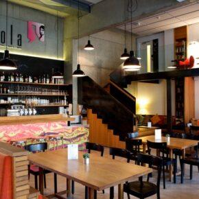 Hotel Zeitgeist Vienna Hauptbahnhof Bar