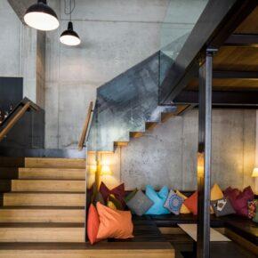 Hotel Zeitgeist Vienna Hauptbahnhof Lounge