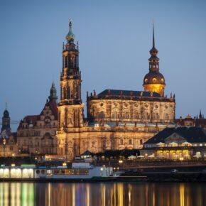 Städtetrip Dresden: Wochenende im 4* Hotel inkl. Frühstück für 22€
