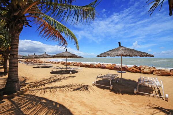 Gambia Strand