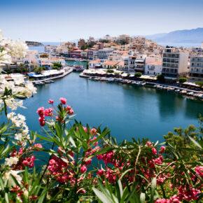 Frühbucher Juli: 1 Woche Kreta mit Hotel & Flug für 150€