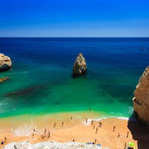 7 Tage Algarve im guten 3* Hotel mit Flug & Transfer nur 141€