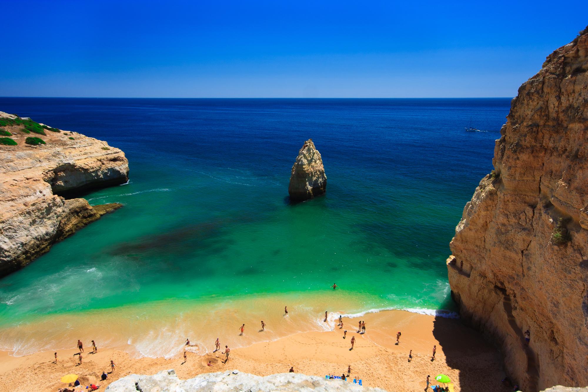 Portugal Algarve Flug Hotel