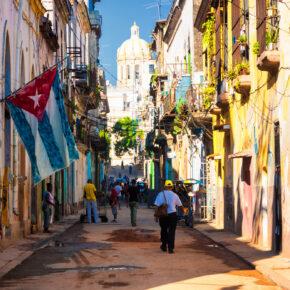 Kuba Rundreise: 15 Tage auf Kuba in 4 verschiedenen Städten mit Flug & Unterkünften nur 482€