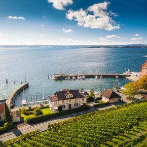 3 Tage Bodensee im 4* Wellness-Hotel inkl. Frühstück ab 99 €