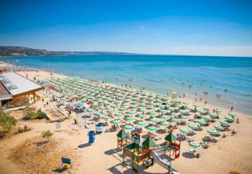Bulgarien: 7 Tage Sonnenstrand im 4* GOLD AWARD Hotel mit All Inclusive, Flug, Transfer & Zug nur 39...