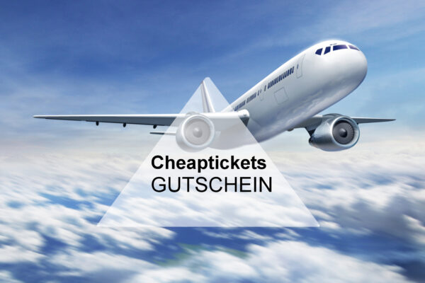 Gutschein Cheaptickets