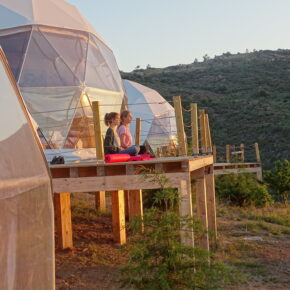 Glamping in Portugal