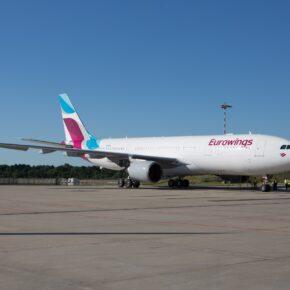 Eurowings Gepäck & Handgepäck - Gebühren und Preise