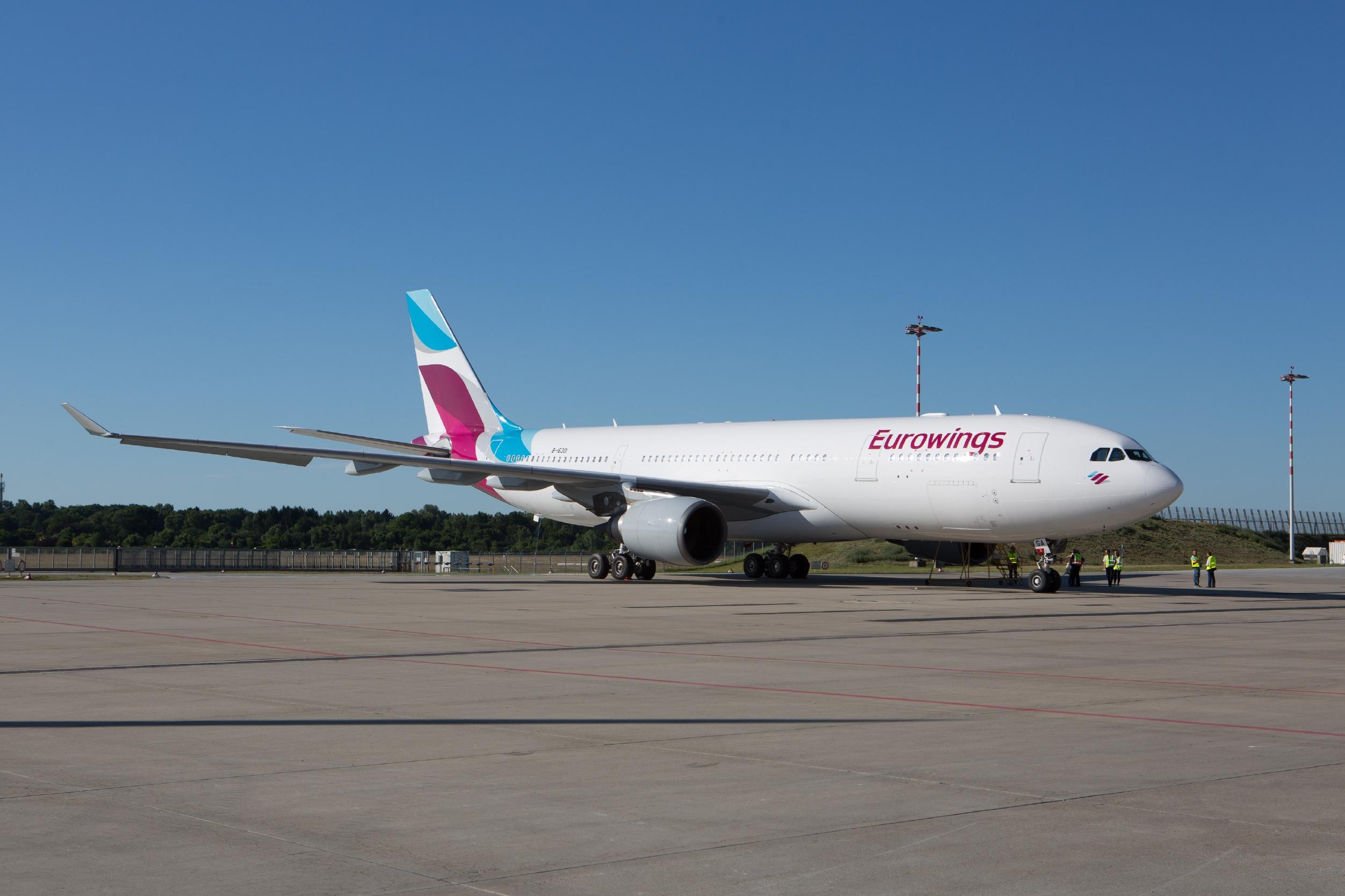 Eurowings Gepäck Handgepäck Gebühren Und Preise