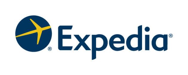 Expedia Logo Buchung