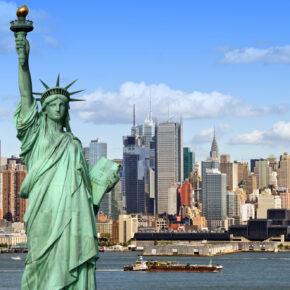 6 Tage New York mit Flügen & gutem Hotel in Manhatten für nur 495 €