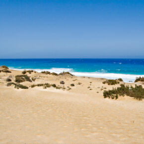 Weihnachten auf Fuerteventura: 7 Tage im TOP 4* Hotel mit Flug, Halbpension & Transfer nur 299€