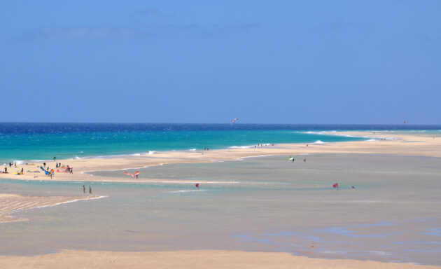 Fuerteventura Strand Costa Calma